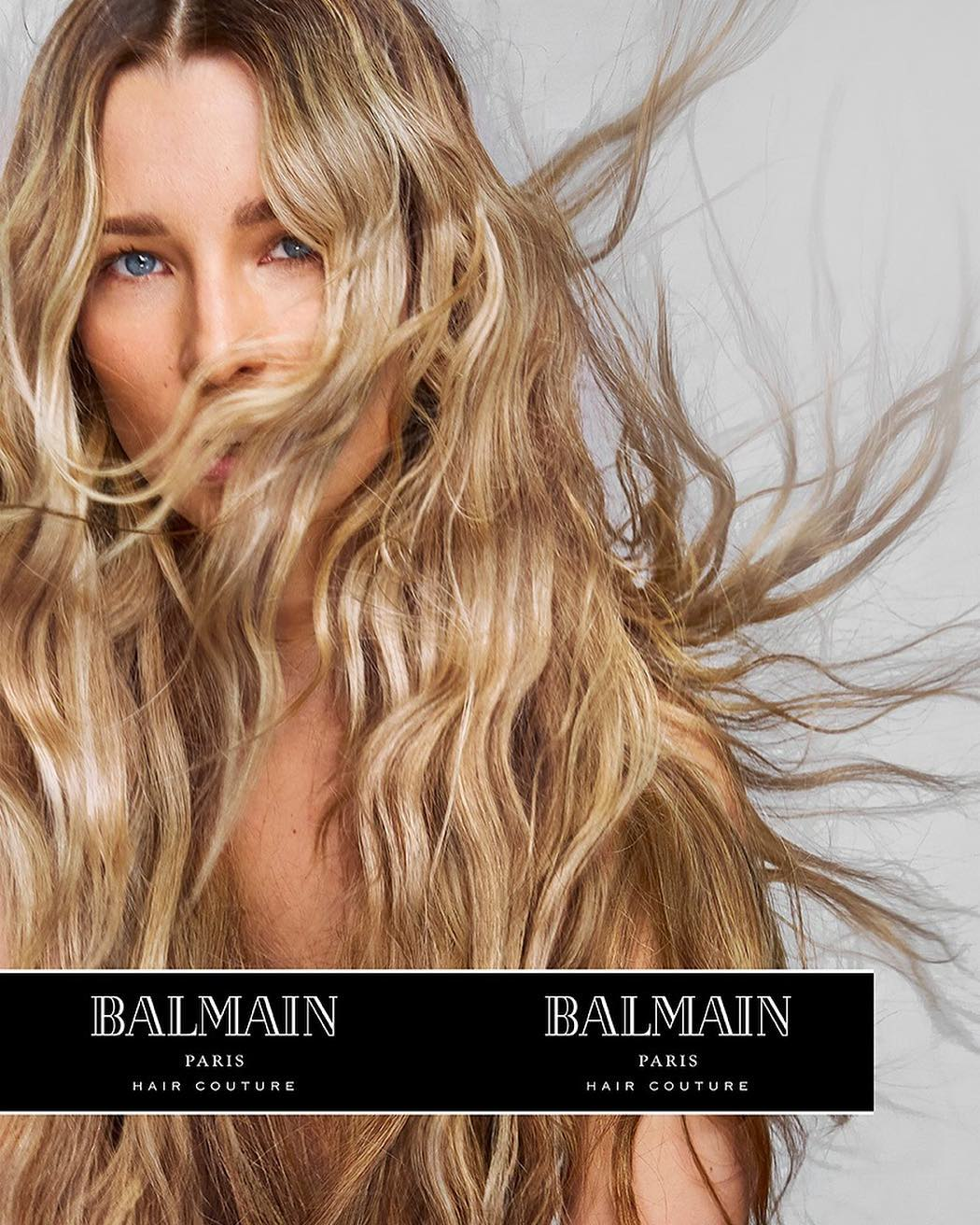 Balmain Hair Couture Spring/Summer 2018 Campaign