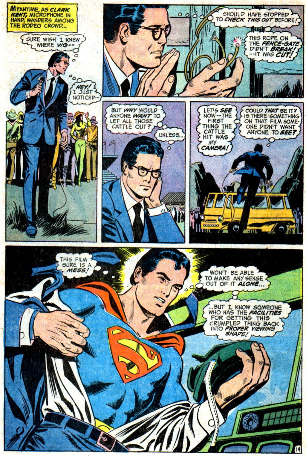 Read online World's Finest Comics comic -  Issue #214 - 20