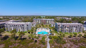 Shorewood Villas Condo, South Carolina Vacation Rental