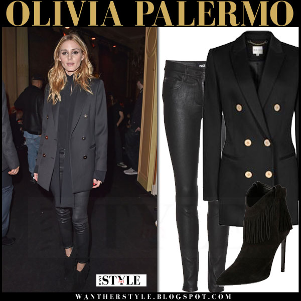 We turn to Olivia Palermo for outfit inspiration for just about any occasion—the weekend, going out, and, most importantly, work—and rightfully so. Whether Olivia's on the way to a meeting or a fashion show, she always looks put together and sophisticated.