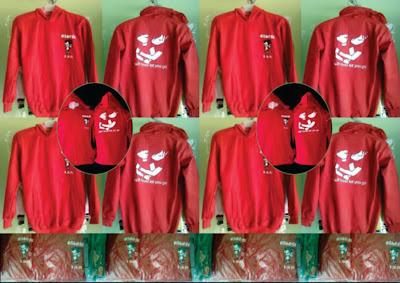 Hoodie / Sweater Kupluk SMP SEJAHTERA 1 BOGOR