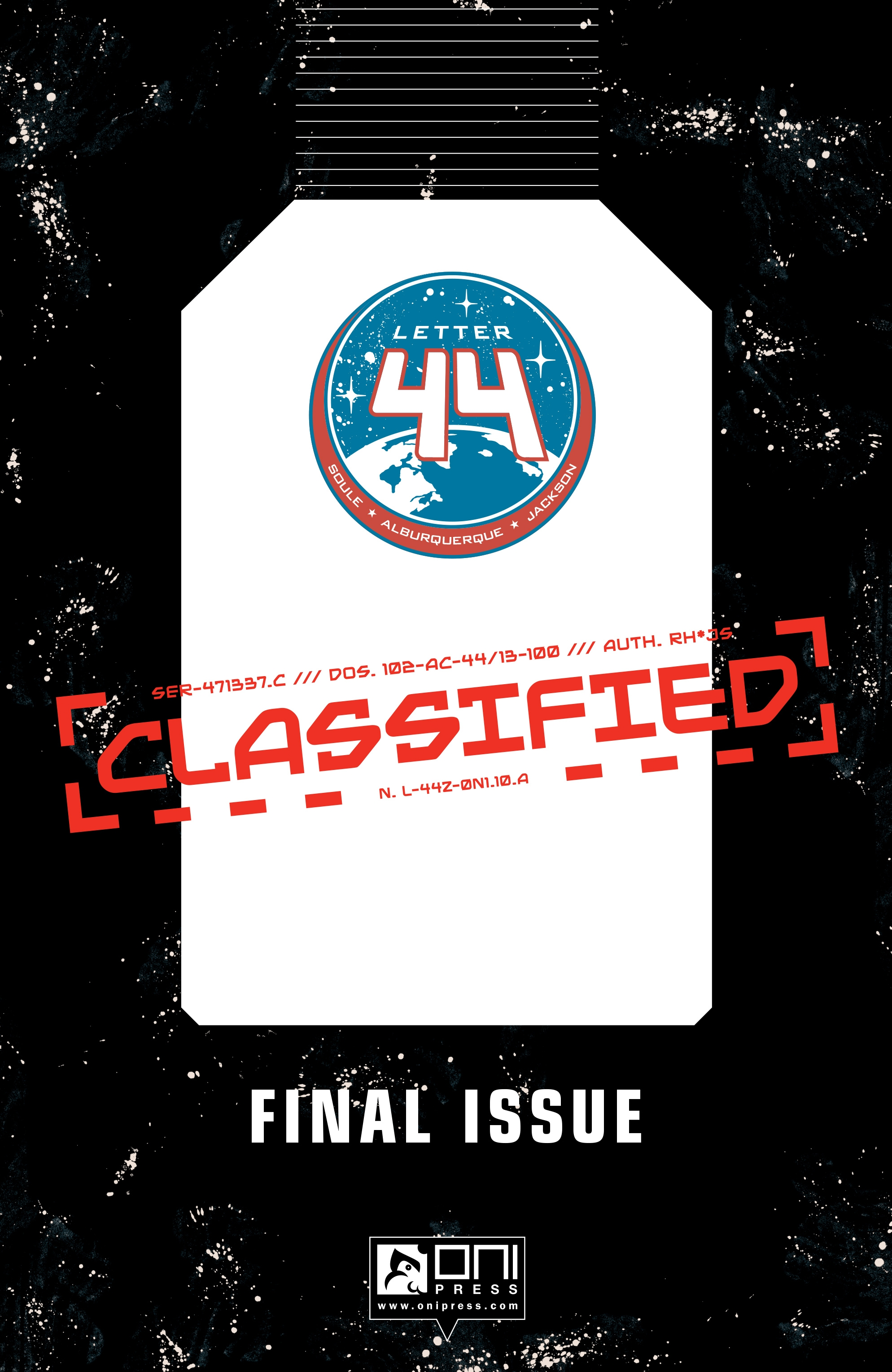Read online Letter 44 comic -  Issue #34 - 15