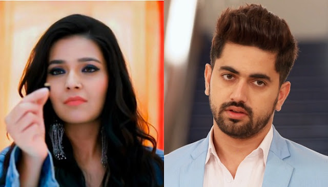 Ishqbaaz Spoiler : Bhavya suspects Mohit's motive and decide to stays in Oberoi mansion