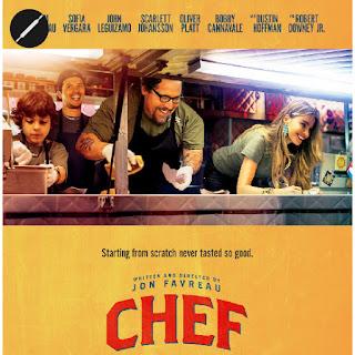 película cocina