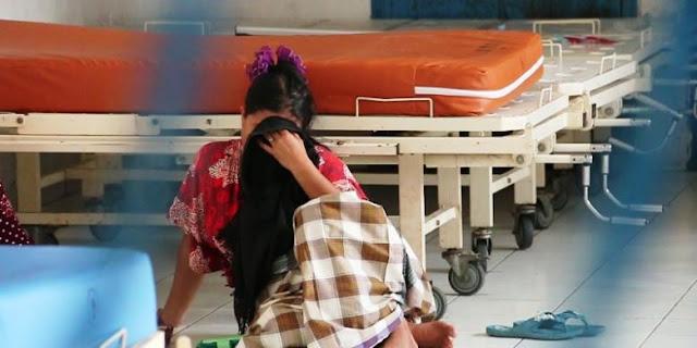 Alami Gangguan Aneh, Seorang Ibu Tega Memutilasi Anaknya Sendiri