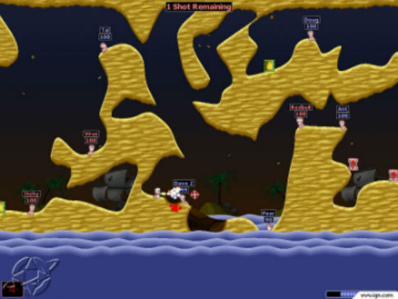 Worms world party game download and play free version!