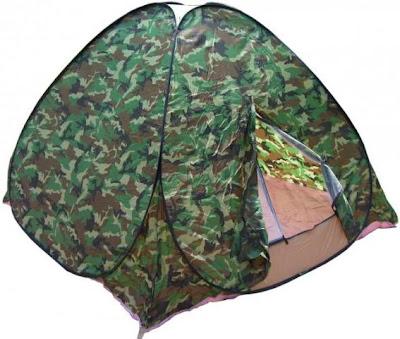 Самораскладывающаяся палатка