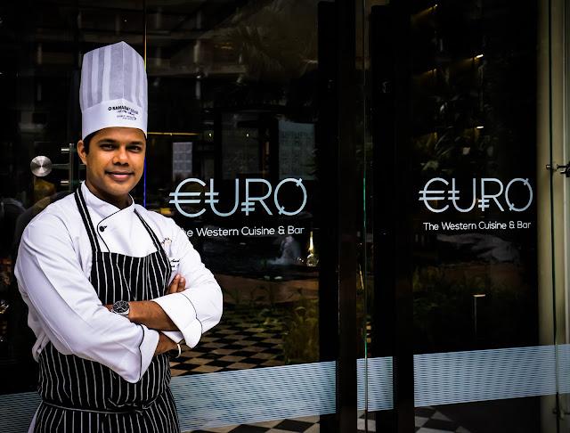 HOTEL SAHARA STAR LAUNCHES EUROPEAN RESTAURANT 'EURO'