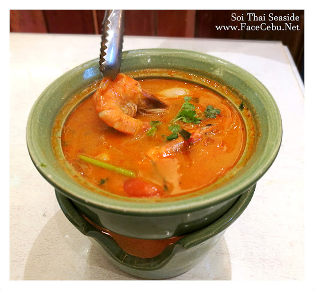 Tom Yam Talei - One of the best seller too!