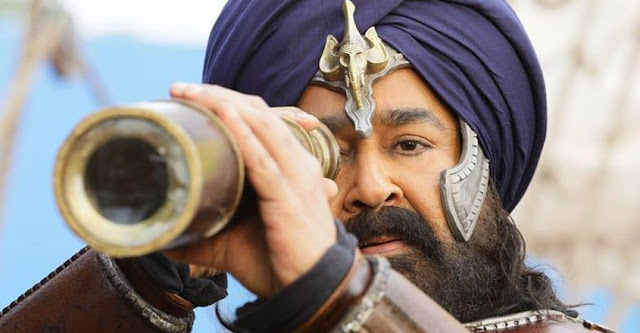 First-look poster of Mohanlal's Kunjali Marakkar is out!