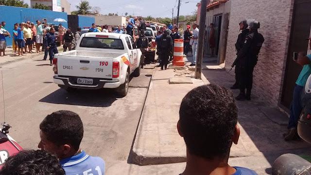 Mortos em ação policial em Delmiro Gouveia vieram da Bahia
