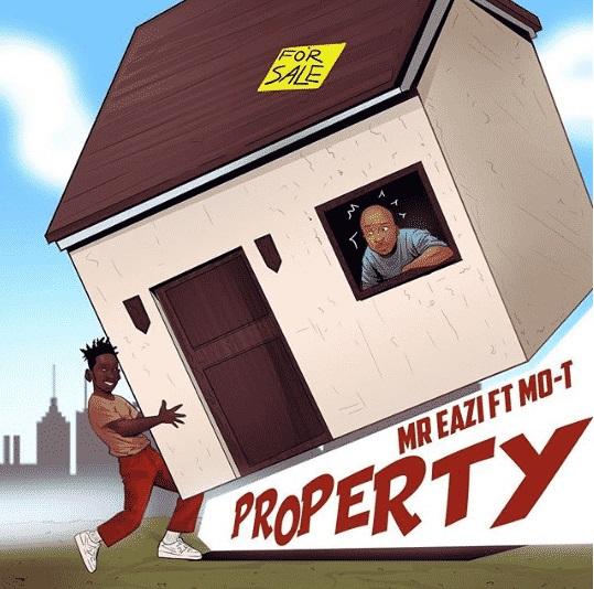 Mr Eazi Feat. Mo-T - Property