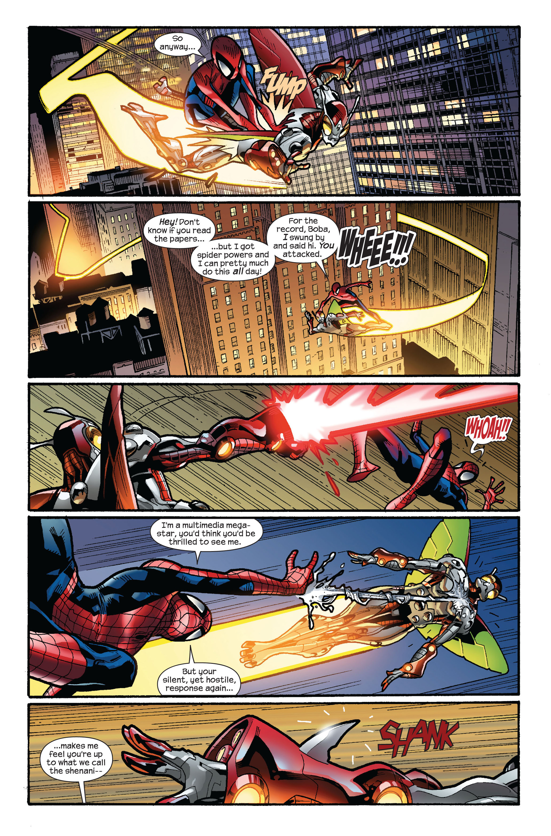 Read online Ultimate Spider-Man (2000) comic -  Issue #124 - 12