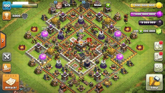how to download clash of clans private server 2018