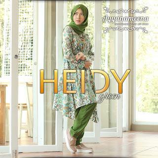 Ayyanameena Heidy Green
