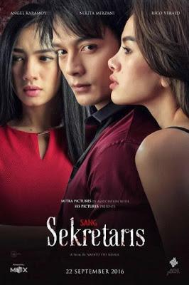 Download Film Sang Sekertaris (2016) WEBDL Indonesia