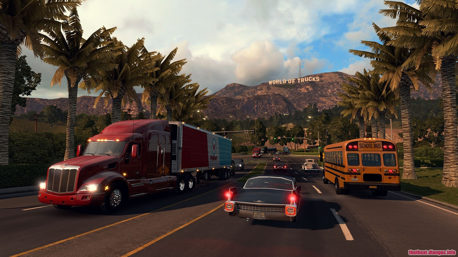 Download American Truck Simulator full crack