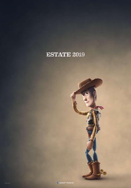 Toy Story 4 Disney