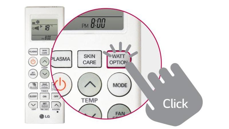 Máy lạnh LG Inverter 1.5 HP V13ENR Kiểm soát điện năng tiêu thụ