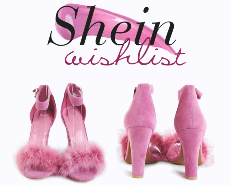September Shein Wishlist