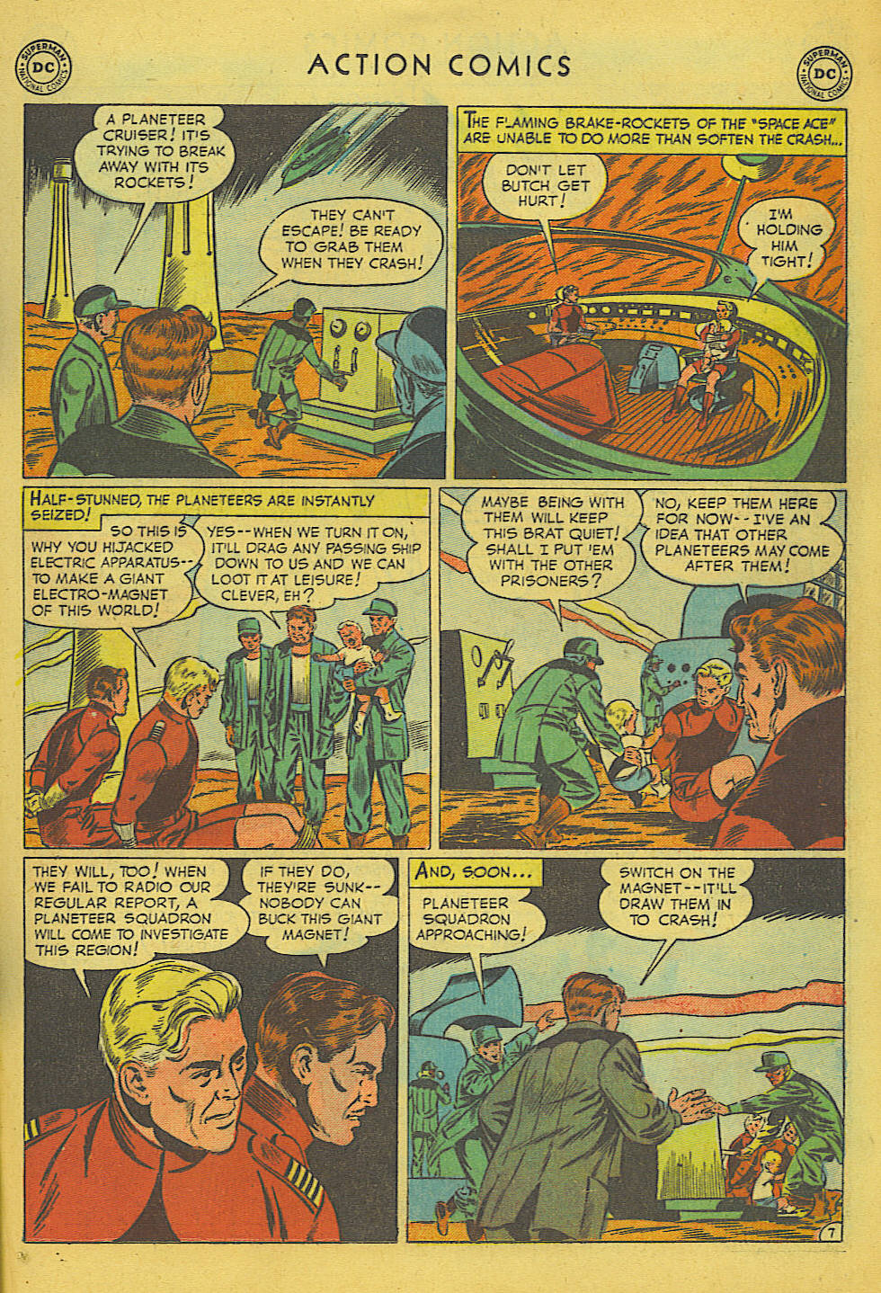 Read online Action Comics (1938) comic -  Issue #157 - 26
