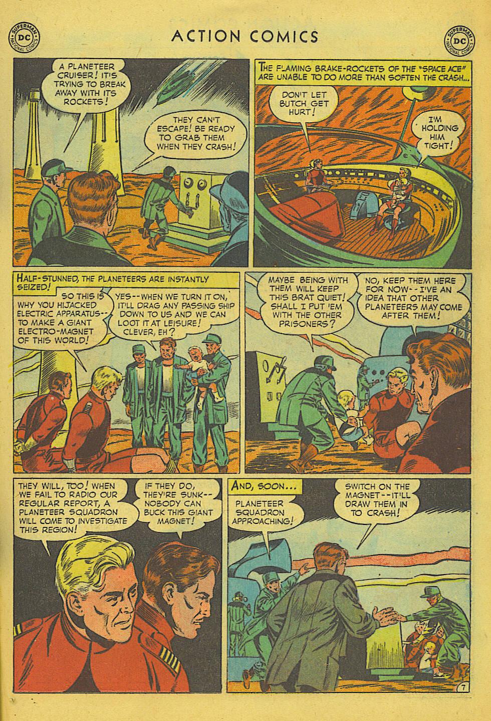 Action Comics (1938) 157 Page 25