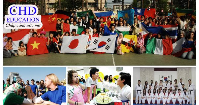 Du học sinh Hàn Quốc với khả năng ra visa E7 rất cao
