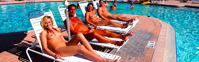 Paradise nudist resort opinion, interesting
