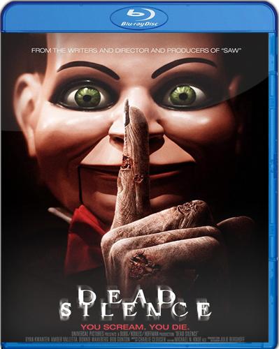 Dead Silence [BD25] [2007] [Latino]