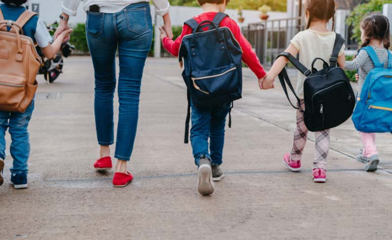 Family, Back to School tips