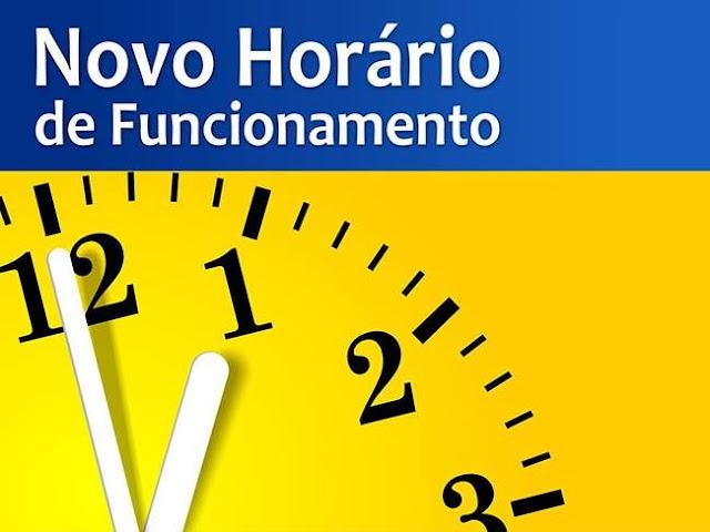 Prefeitura de Caldazinha está funcionando em novo horário