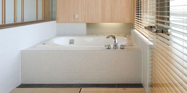 別府溫泉 竹和椿之御宿 花別府 Hana Beppu 客房展望按摩浴池