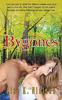 Bygones - romantic suspense by Lisa K. Nielsen