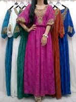 Gamis Broklat KD290113 SOLD OUT
