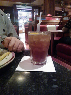 Frankie and Benny's Long Island Ice Tea