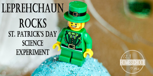 Leprechaun Science For Kids FEATURE