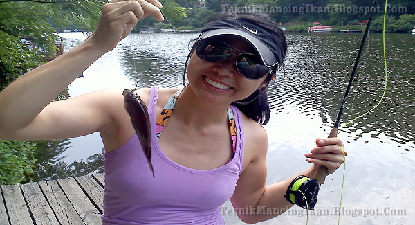 Teknik Mancing Fly Fishing
