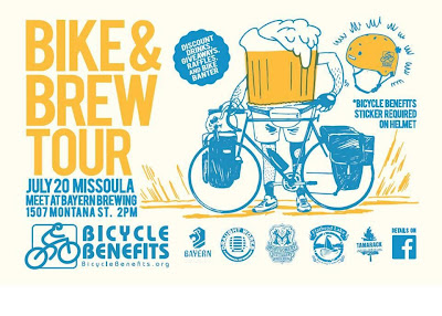 Bicycle Benefits Bike and Brew Tour