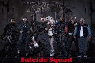 Sinopsis Suicide Squad (2016)