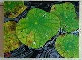 Lukisan Cat Minyak Landscape 0012