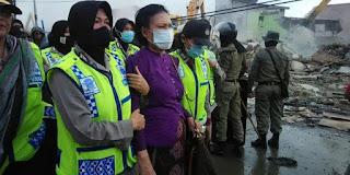 Miris Ratna Serumpet Di tangkap polisi lantaran ... Berita Naon we