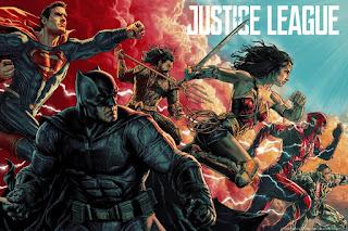 Justice League Mondo Poster