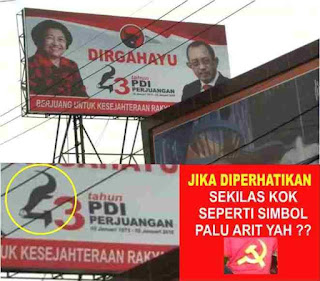 Militer Khawatir Bangkitnya PKI di Indonesia Melalui PDIP