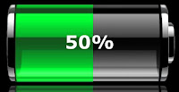 Battery Percentage Indicator iPod Touch 4G