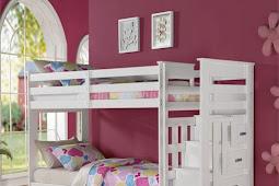 √ 20+ Tempat Tidur MInimalis Model Susun Mewah