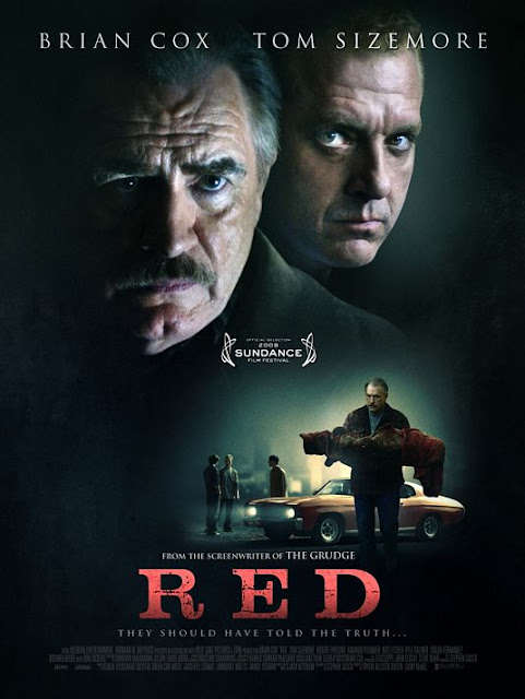 Review Red (2008): Not the revenge thriller I was expecting....