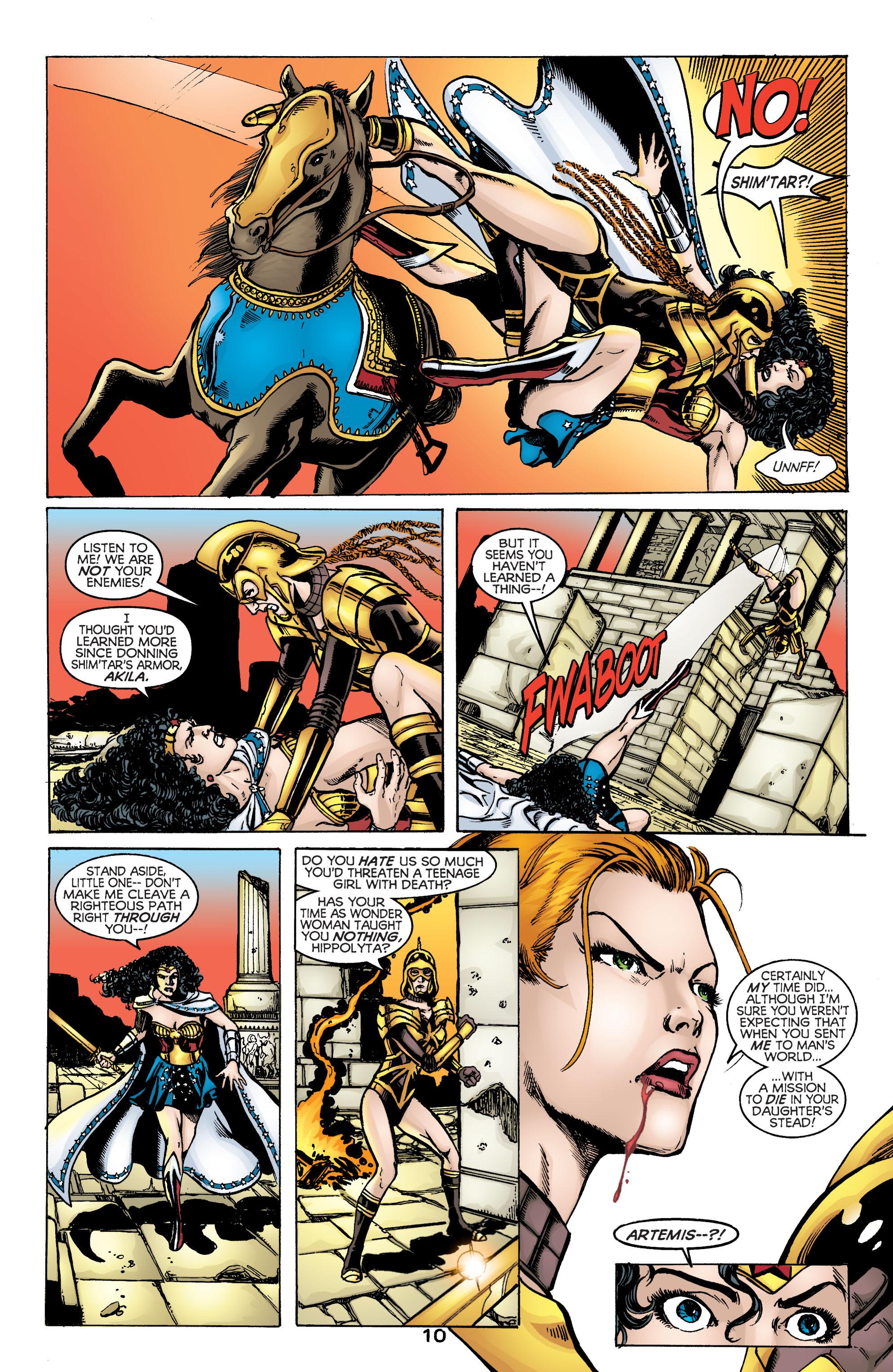 Read online Wonder Woman (1987) comic -  Issue #169 - 11