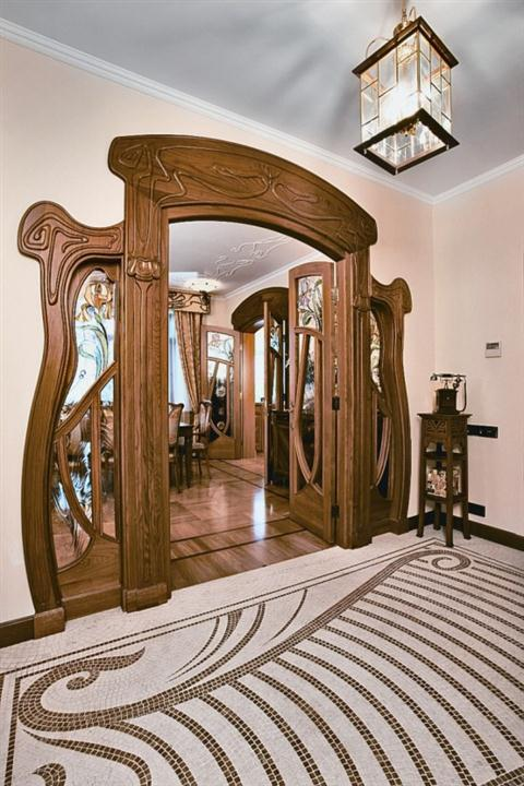 portas residenciais de luxo