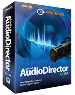 CyberLink AudioDirector Ultra 7 Crack Full Version Download