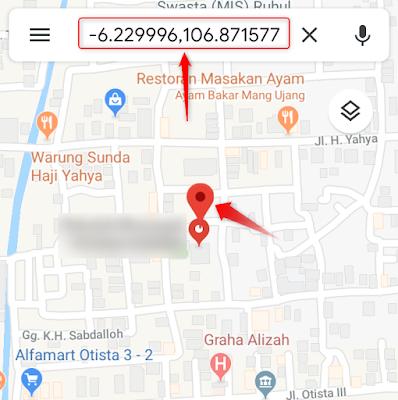 Cara Mencari Lintang Dan Bujur Di Google Map Cara Mencari Lintang Dan Bujur Di Google Maps